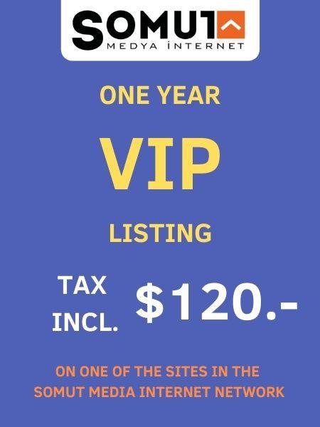 VIP Listing Service